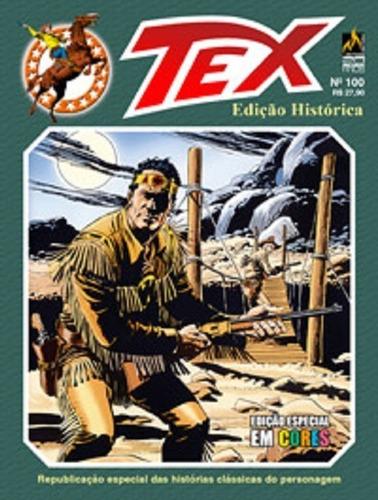 Tex Edição Histórica Histórias Completas Escolha A Edição