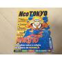 Revista Neo Tokyo 18 Mangá Pokémon Naruto Cosplay G667