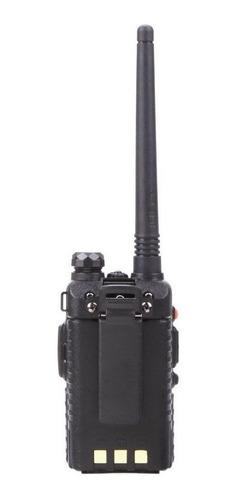 Walkie Toki Baofeng Radio Teléfono Largo Alcance Uv-5r