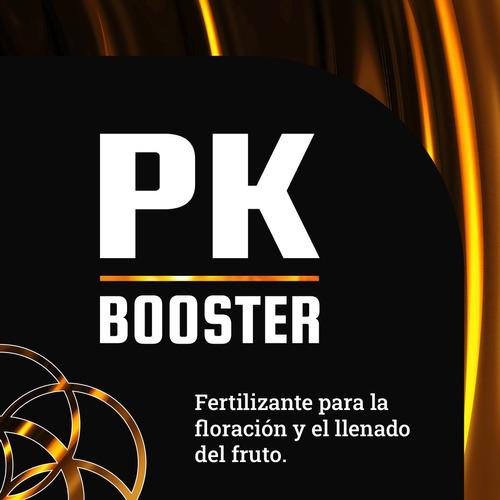 Fertilizante P K Booster Urganic Estimulador Floracion