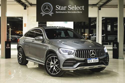 Mercedes Benz Glc 43 Amg Año 2020