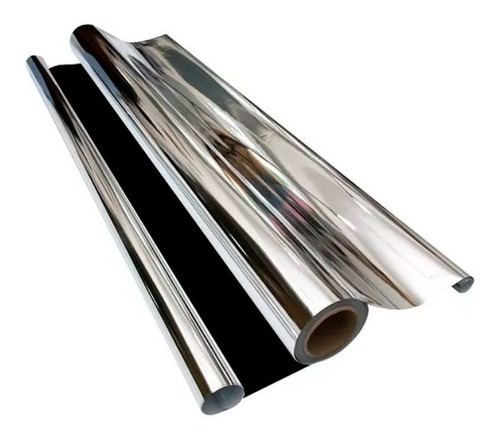 Lamina Papel Reflectante Mylar 40cm (ancho) Por 10 Metros