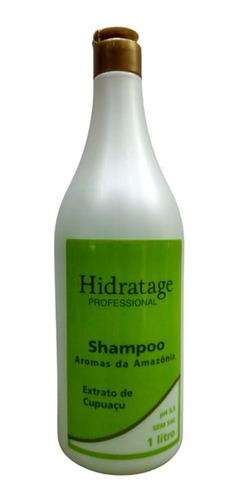 Shampoo Hidratage Sem Sal Extrato De Cupuaçu 1 Litro Original