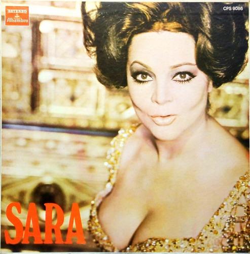 Sarita Montiel Lp 1973 Sara Toda Una Vida 16087 Original