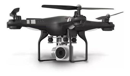 Drone Hjmax Com Câmera Hd Fpv Rádio-controlado Wi-fi