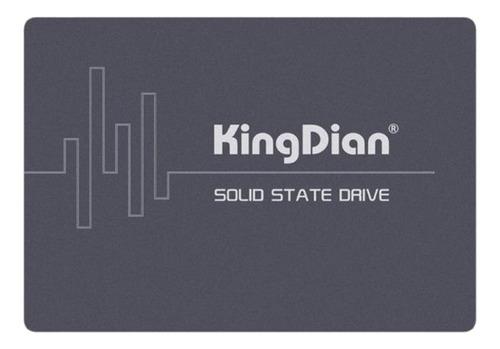 Disco Sólido Interno Kingdian S280-120g 120gb Preto