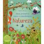 Livro Infantil Natureza: Meus Primeiros Jogos E Passatempo