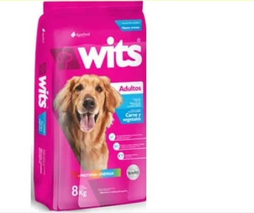Wits Perro Adulto 25kg