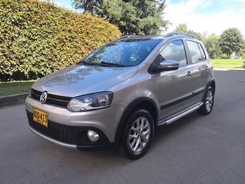 Volkswagen Crossfox 2013 1.6l