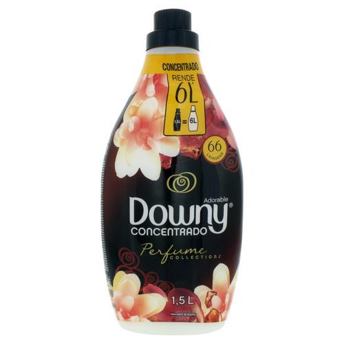 Amaciante Downy Perfume Collections Adorável Em Frasco 1.5 L