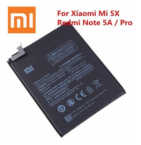 Bateria Xiaomi Bn31 Redmi A1 / S2 / 5x Nueva Sellada Garanti