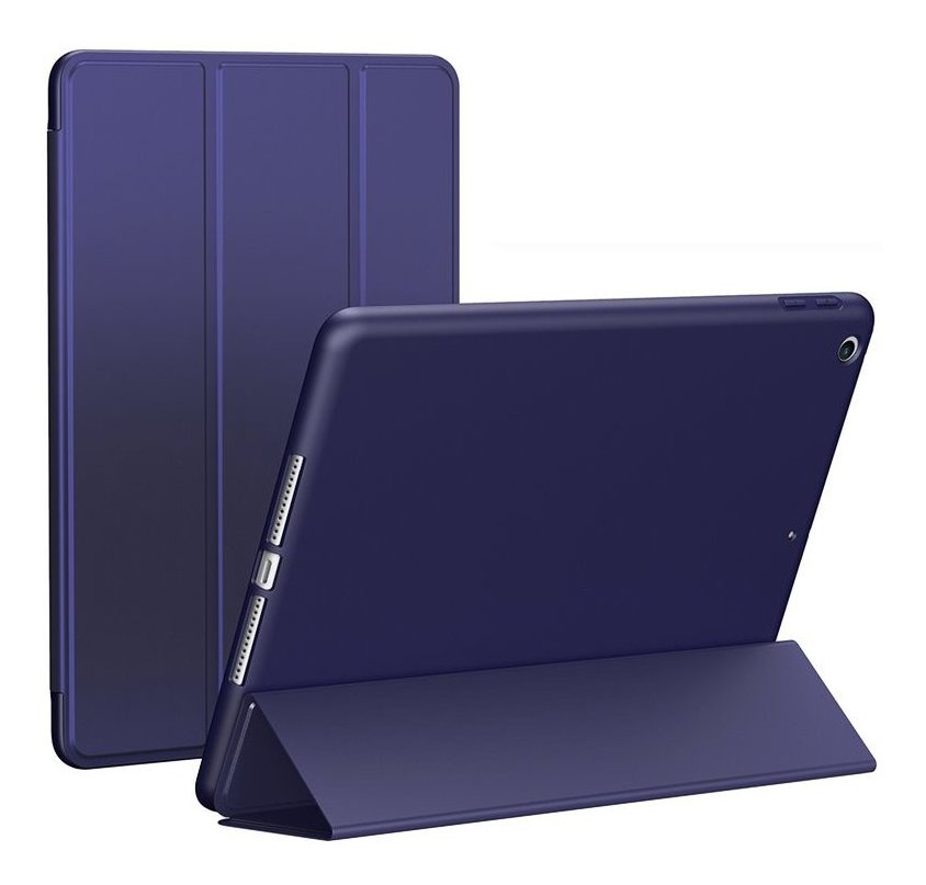 FUNDA SMART NEW IPAD PRO 11 AZUL MARINO (TPU)