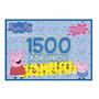 Livro Prancheta Com 1500 Adesivos Peppa Pig Online Editora