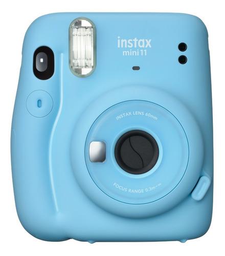 Camara Fuji Instax Mini 11 Polaroid Selfie + Rollo 20 Fotos*