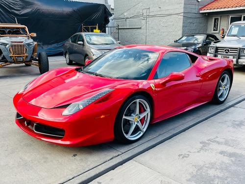 Ferrari 458 Italia Año:2014