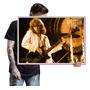 Placas Led Zeppelin Page Plant Bohan Jones Tamanho A2 26