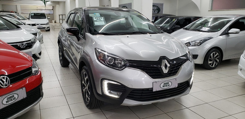 Renault Captur Intence 1.6 Prata 2019 Flex