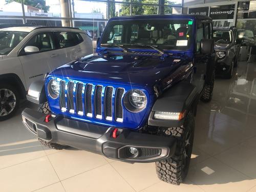 Jeep Wrangler Rubicon My 2020 0 Km Nuevo! At8 Full