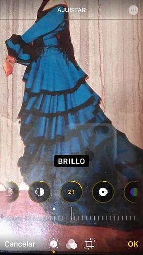 Traje De Baile Español
