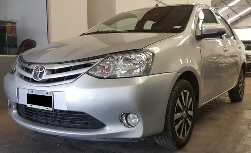 Toyota Etios Platinum 1,5 M/t Con Gnc!!
