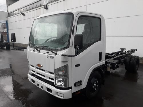 Chevrolet Nkr Ill 2022 Euro Iv Abs.....fácil Financiamiento