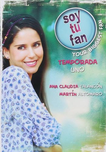 Soy Tu Fan Temporada 1 Dvd Serie Nuevo