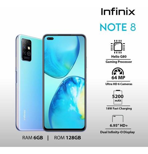Infinix Note 8 128 + 6gb De Ram