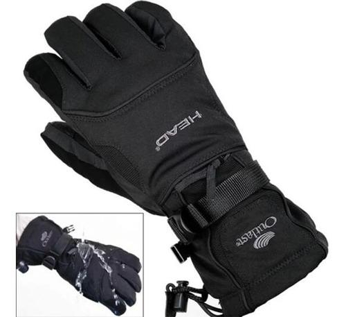 Luva Impermeável Inverno, Frio, Moto, Esqui