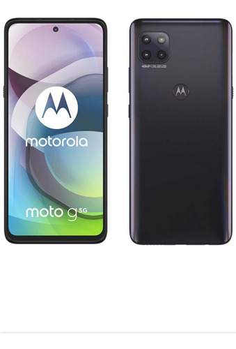 Smartphone Motorola Moto G 5g Preto Prisma 128gb, 6gb Ram