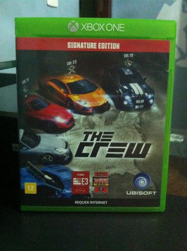 The Crew - Xbox One - Mídia Física Original