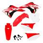 Kit Plásticos Completo Biker Next Crf230 Number Adesivo