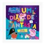 Livro Peppa Pig Um Dia De Fantasia Pop ups Divertidos