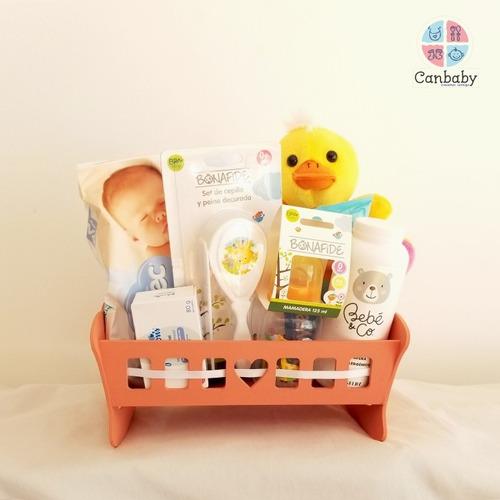 Canasta Para Bebé, Recién Nacido, Regalo Baby Shower