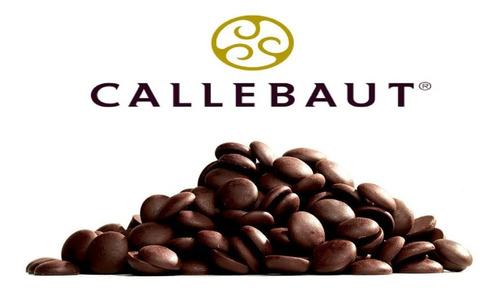 1kg Chocolate Semi Amargo Callebaut Sicao Reposteria Chef