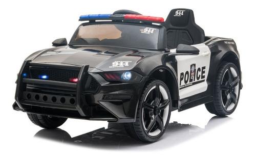 Carrinho Infantil Motorizado Elétrico Brinquedo Mini Policia