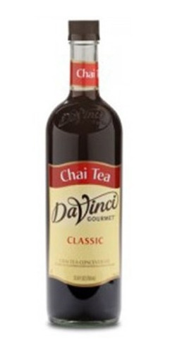 Jarabe Da Vinci Gourmet  Te Chai
