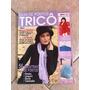 Revista Guia De Pontos Tricô 1 Jacquard Decote Simples B023
