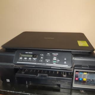 Impresora Multifunción A Color Marca Brother Dcp T500w