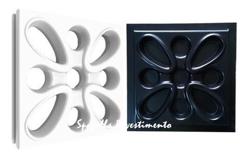 Forma Gesso 3d Cimentício Abs 2mm Cobogó Veneza 29x29 Oferta
