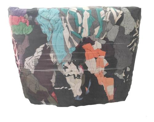 Bolsa Trapo Limpio Color Primera Calidad Paquete  10kg