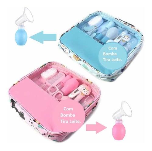 Kit Higiene E Cuidados Do Bebe Termômetro 13pc - Imediato