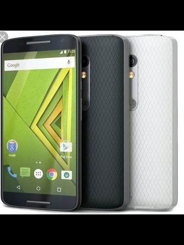 Motorola Moto Play X 21mp 5.5 Pantalla Octacore Xiaomi
