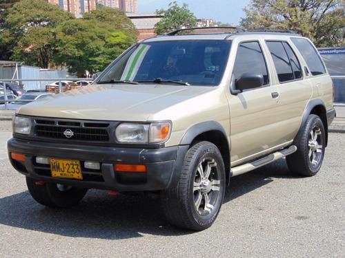 Nissan Pathfinder 1998 3.3 R50 Ancha
