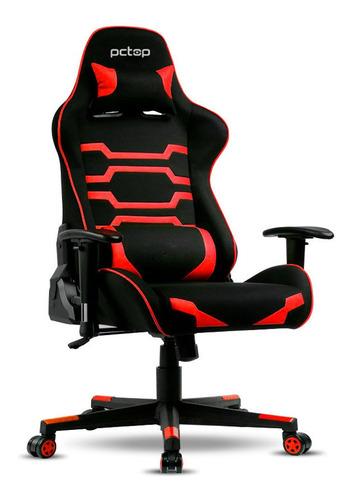 Cadeira Gamer Pctop Power Vermelha X-2555