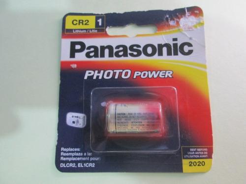 Pila 2020 Para Camara Fotografica. Marca Panasonic