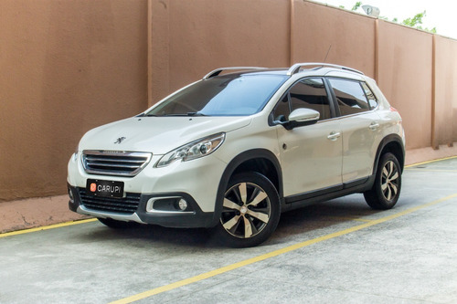 Peugeot 2008 Crossway 1.6 16v (aut) (flex)