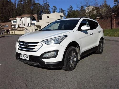 Hyundai Santa Fe Gls 2,2 At 2wd 2014
