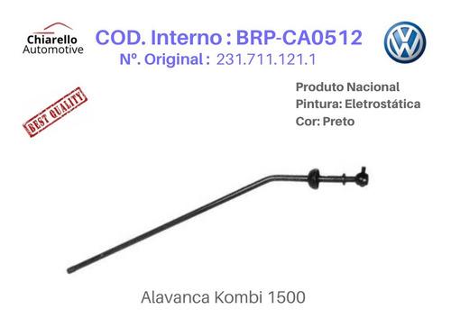 Alavanca Cambio Kombi 1997 A 2013 T2 1600 1.4 Gas/flex