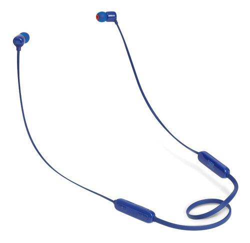 Auriculares Inalámbricos Jbl Tune T110bt Blue