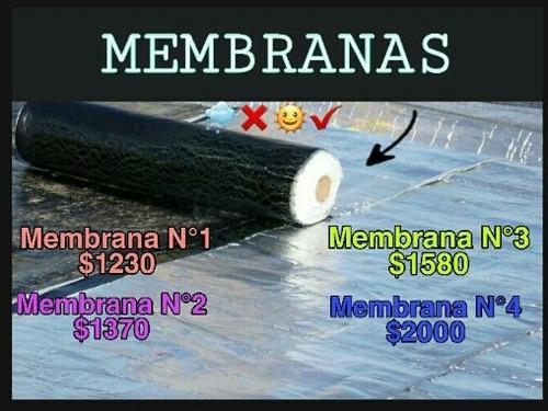 Membranas Venta Y Colocación